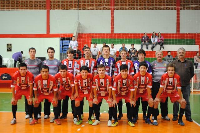 85f5e24a56 Sub-17 Forquilhinha Anjo Futsal vai disputar Supercopa Internacional ...