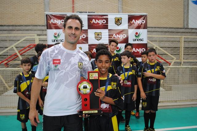 2° lugar sub12: Capitão do núcleo de Içara/Presidente Vargas