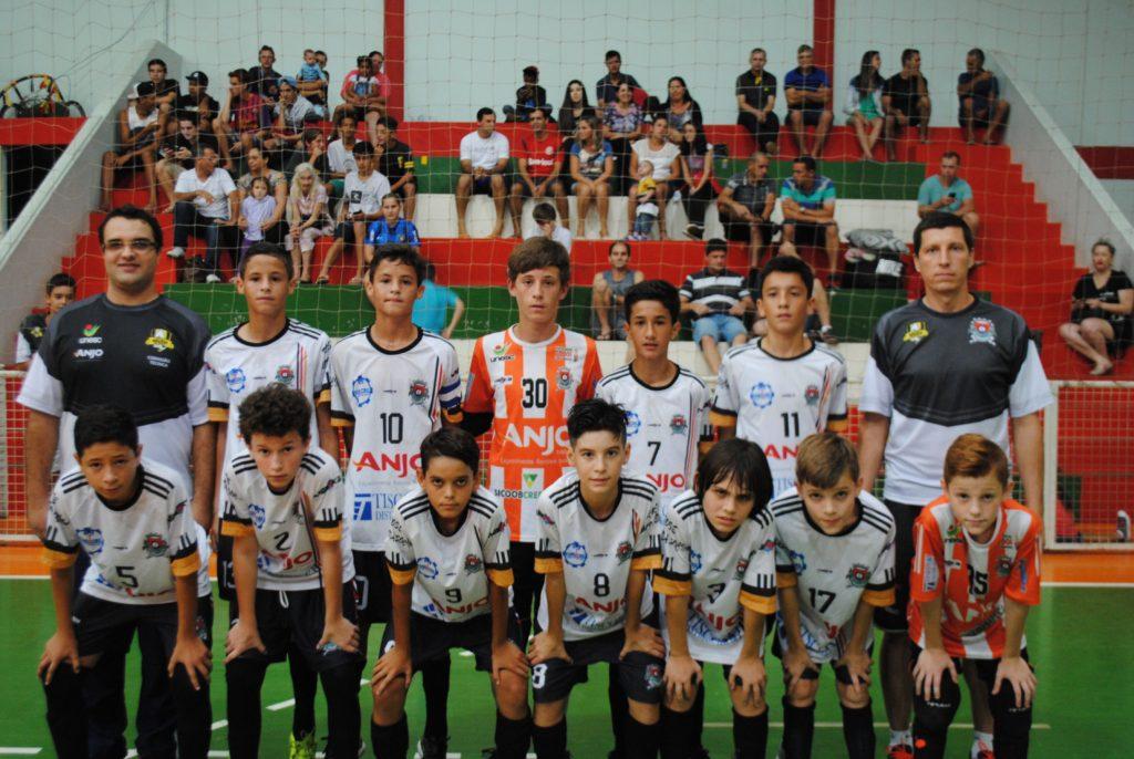 Jogos serão na sexta-feira (13/05) e sábado (14/05) em Guaramirim.
