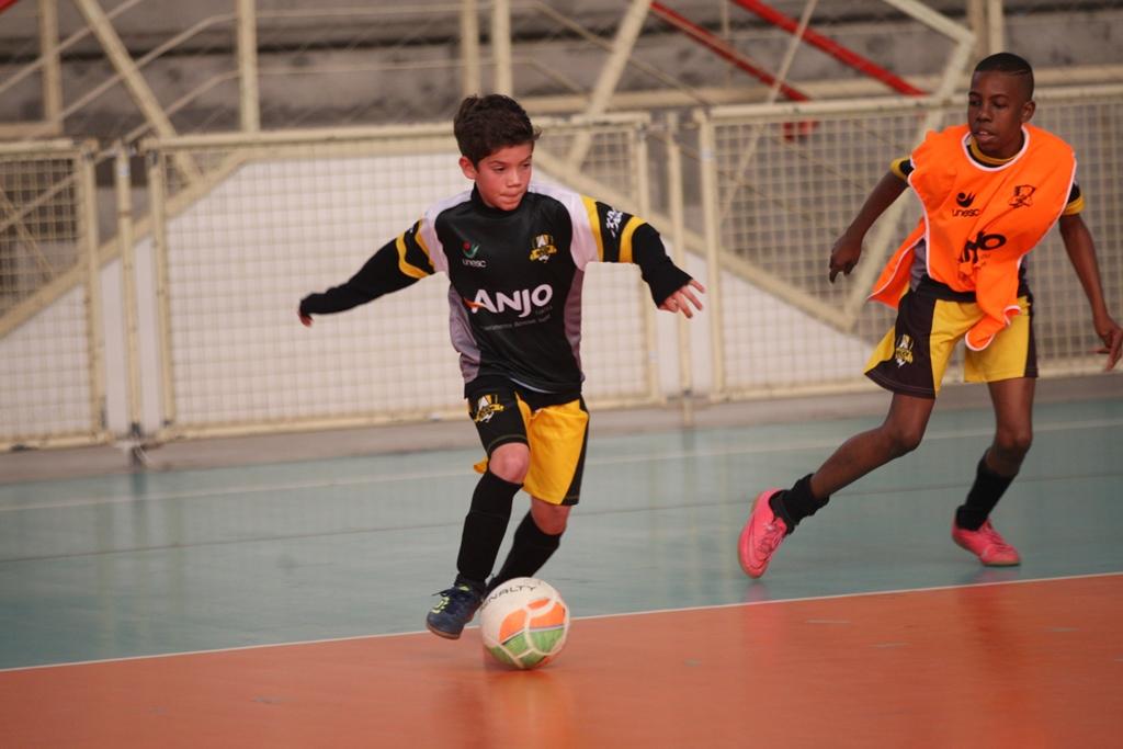 1e1cd707f1 Só vencer interessa para a equipe sub-15 de Forquilhinha Anjo Futsal ...