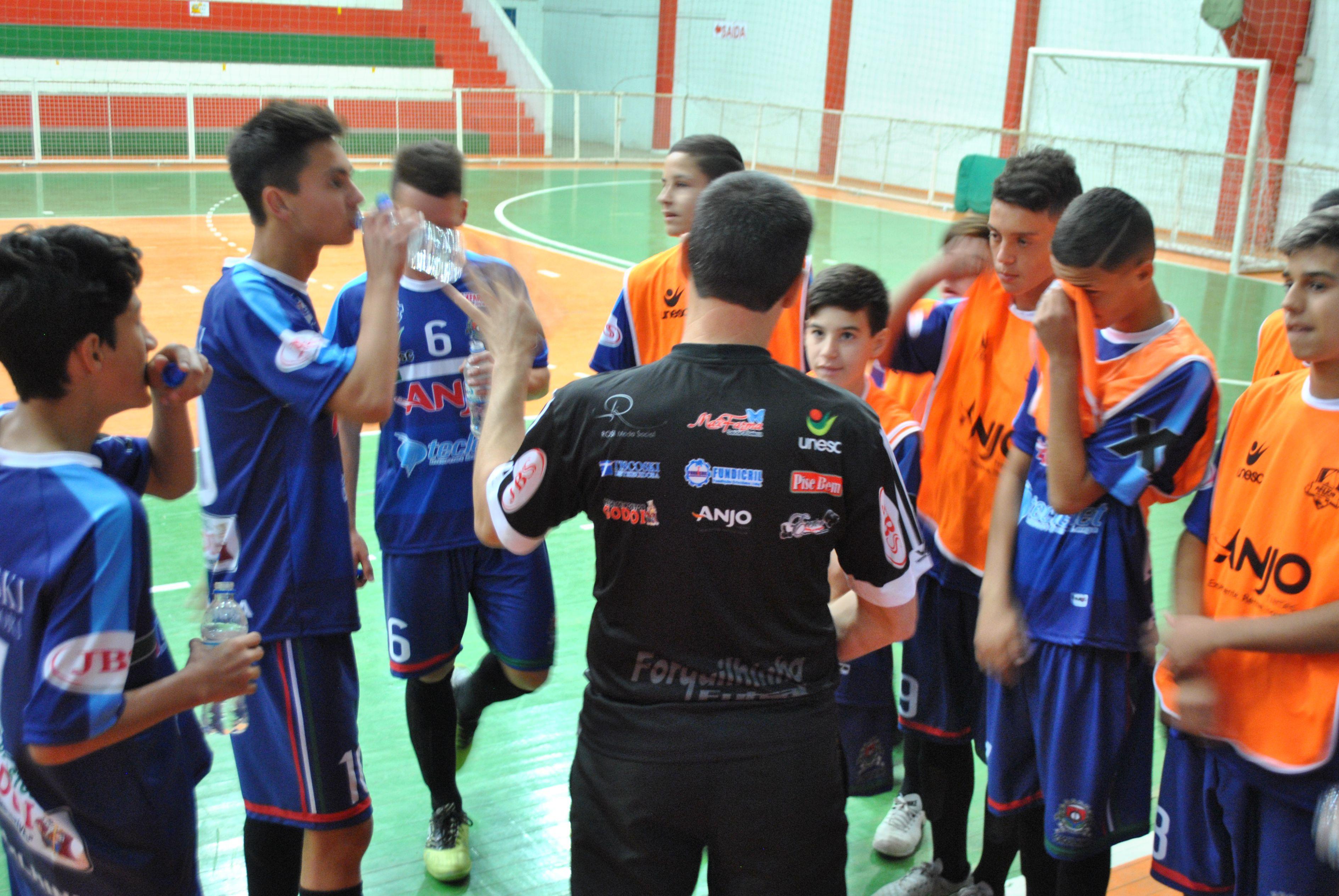 08668bc265 Resultados positivos para as equipes de Forquilhinha Anjo Futsal no ...